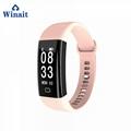 F09 HR ip68 waterproof smart bracelet