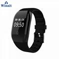608HR ip68 waterproof smart bracelet heart rate band 3