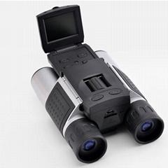 高清1080p 雙筒望遠鏡,1.5寸屏