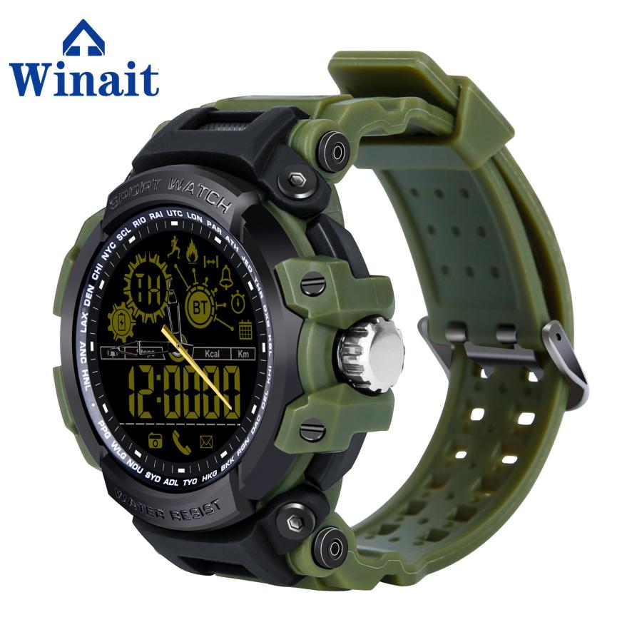 DX16 digital waterproof sports bluetooth watch 1