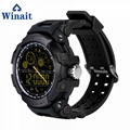 DX16 digital waterproof sports bluetooth watch 2