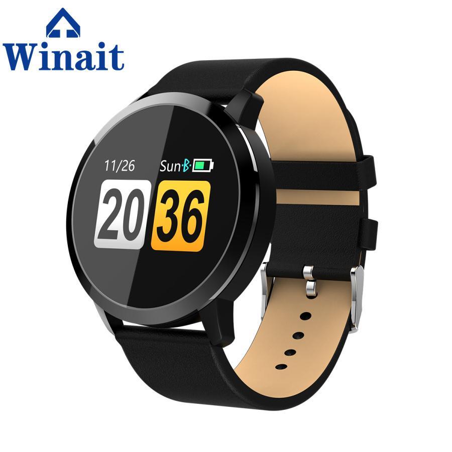 Q8 防水运动蓝牙智能手表 2