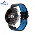L8 ip68 Waterproof smart watch phone with color display