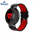 L8 ip68 Waterproof smart watch phone with color display