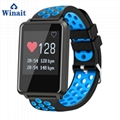 F8 Waterproof smart watch phone with color display