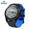 F3 Waterproof smart watch phone with