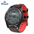 F3 Waterproof smart watch phone with color display