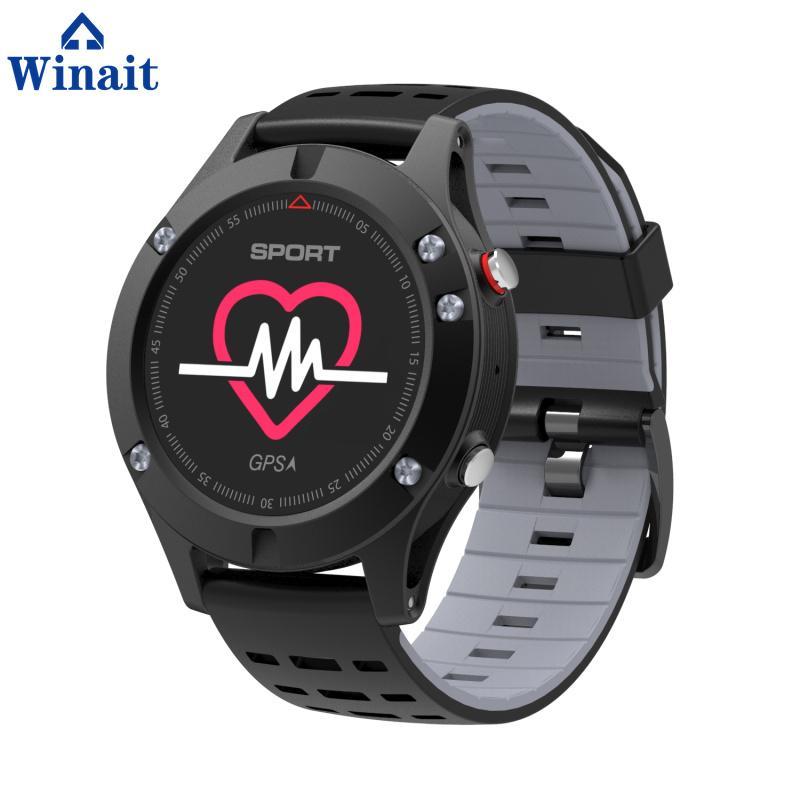 F5智能心率手錶,運動追蹤gps 1