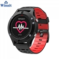 F5智能心率手錶,運動追蹤gps 2