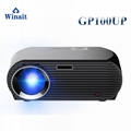 GM100/100UP 3500 lumen wifi home use theater, office, study projector