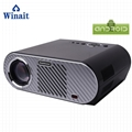 GM90/90UP 3200 lumen wifi home use theater, office, study projector
