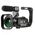 winait  4k digital video camera , wifi