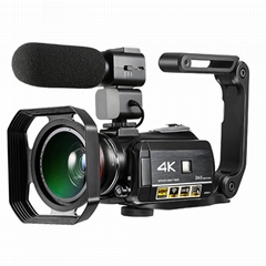 winait  4k digital video camera , wifi night vision digital camcorder