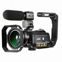 4k wifi 高清夜视数码摄像机