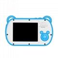 18mp Waterproof kids digital video camera with 2.7'' TFT display  3
