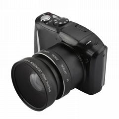 720p 單方數碼相機 最大2400萬像素