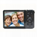 max 20MP digital video camera with 3.0'' TFT display