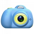Dual camera kids digital camera with