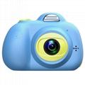 Dual camera kids digital camera with 2.0'' TFT display toy camera