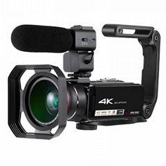 WINAIT HDV-AC7  24MP digital video camera super 4k with 3.0'' touch display