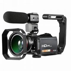 2400万数码摄像机,DV 3.0 显示屏 16倍数码变焦 录像机