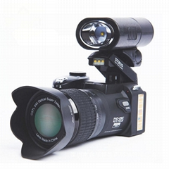 33MP  digital SLR video camera with 3.0'' TFT display