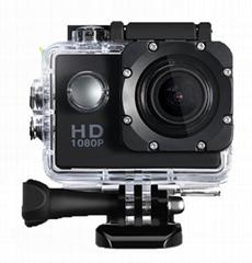 英耐特防水運動相機 120度廣角鏡頭