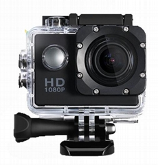 A7 1080P Waterproof digital video action camera sports camera