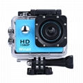 A6 cheap gift 1080p waterproof action camera  3