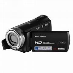 20 mega pixels night vision digital video camera