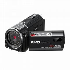 2400万像素数码夜视摄像机,3寸触摸屏,16倍数码变焦