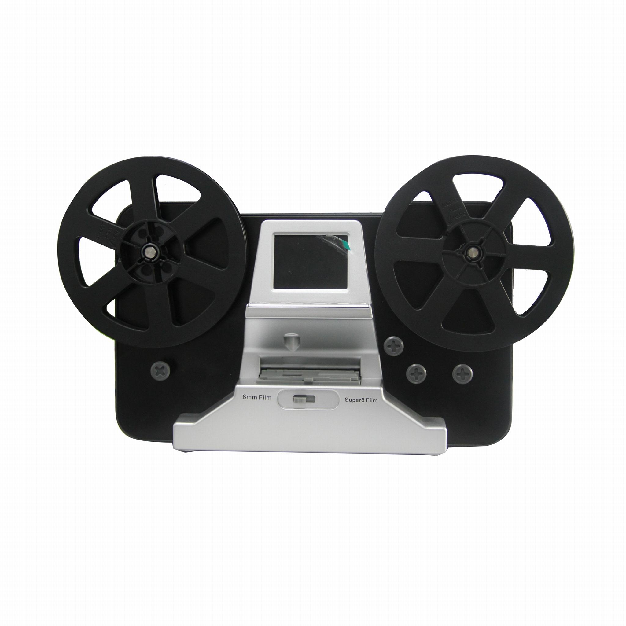 8毫米/ 超8 底片掃描儀,  支持7寸的膠片盤 2