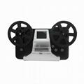 super 8 and 8mm roll film scanner , digital film converter for 7'' reel