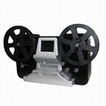 super 8 and 8mm roll film scanner , digital film converter for 7'' reel