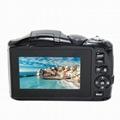 Max 48MP digital camera with 3.5'' Color