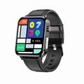 E86 digital bluetooth fitnesss sports healthy inspection smart watch 2