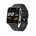 E86 digital bluetooth fitnesss sports healthy inspection smart watch 6