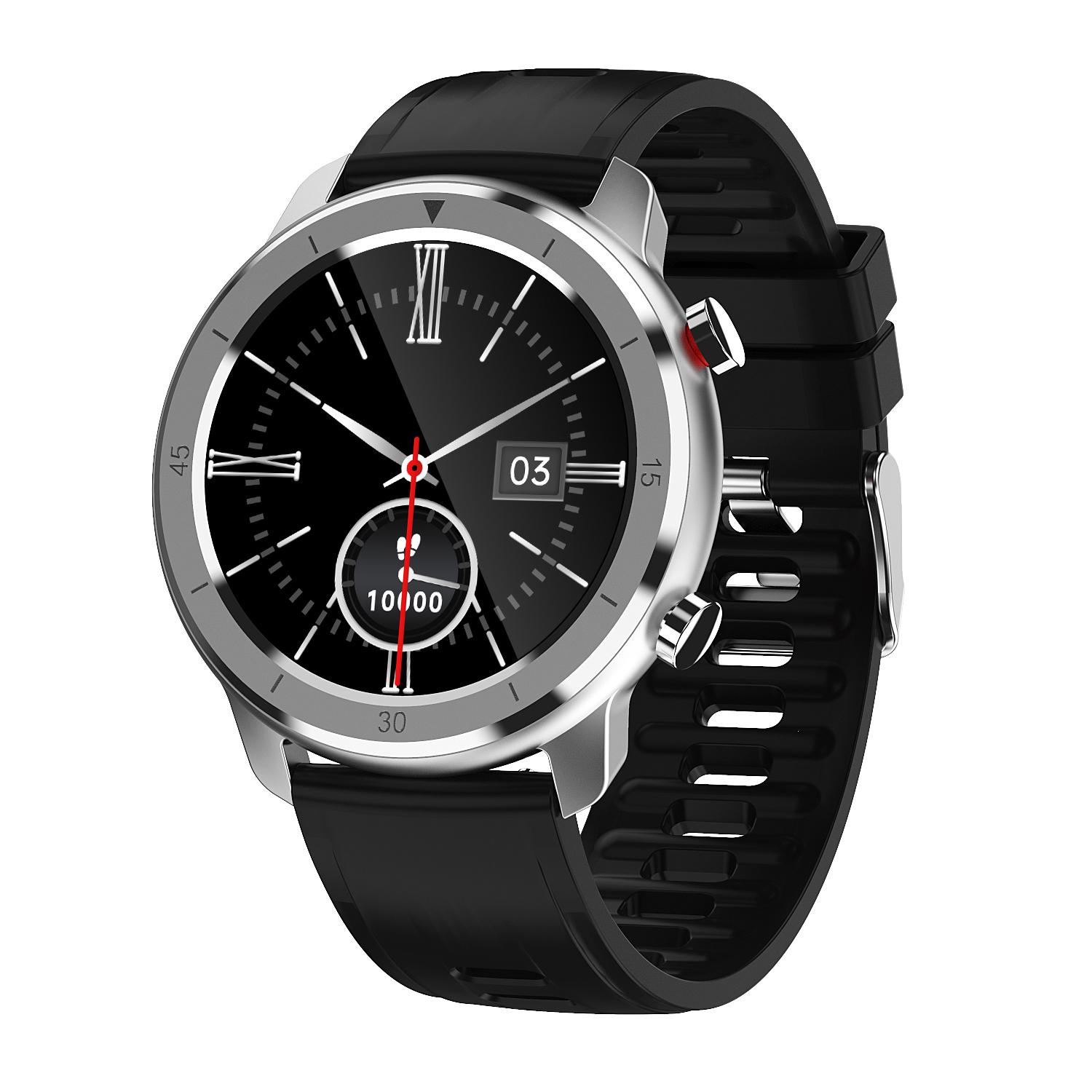 M97 round digital smart watch phone can answer call 1