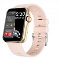 D06 Music Player smart watch phone answer call 2