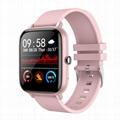 P6 promotional cheap gift smart watch