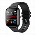 P6 promotional cheap gift smart watch phone with touch display