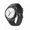 MX5 Bluetooth phone smart watch with heart rate