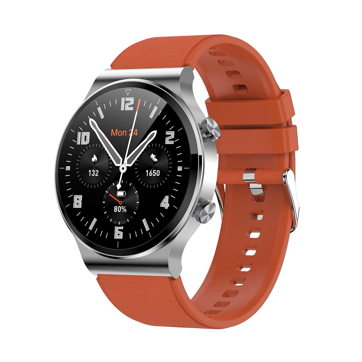 G51 Local muic player smart watch with heart rate/answer call/dial number 2