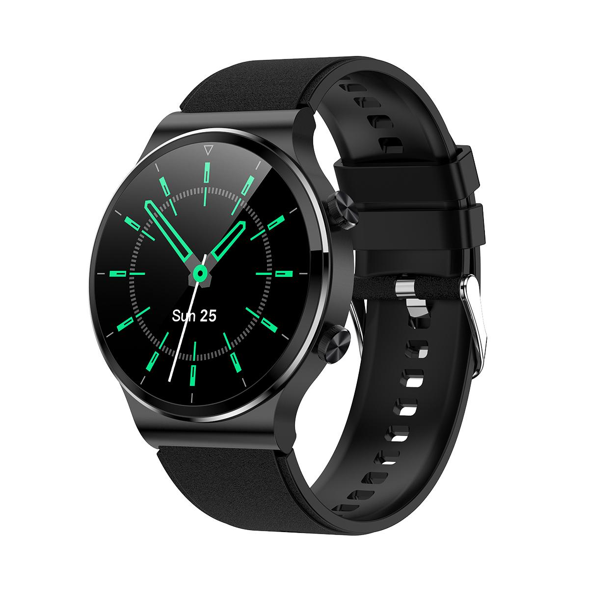 G51 Local muic player smart watch with heart rate/answer call/dial number 4
