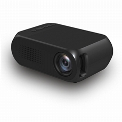 YG320 mini home theater, gift pocket projector