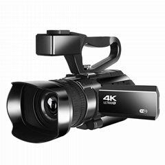 Winait Super 4k WIFI Night Vision Digital Video Camera with 3.0'' Touch Display