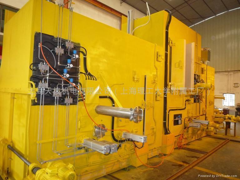 核电站放射性废液水泥固化操作组合装置