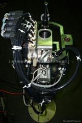 熱電偶插裝機械手