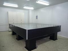 HAP-100系列高精度氣墊隔振平台(自動平衡型)