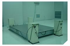 HAP-100T垂吊式隔振平台系列